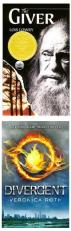 GIver Divergent books