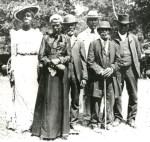 Emancipation_Day_celebration_-_1900-06-19 in TX by Johntex wikimedia commons