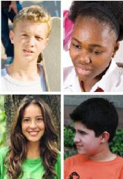 Four Learners compiled from from Dreamstime_com Michaeljung, Reobok, more