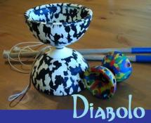 Diabolo_large_and_small by MartinRoell wikimedia commons