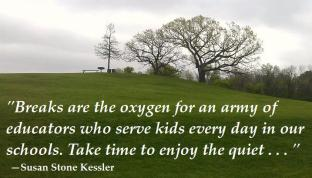 Kessler quote  shown on Hill_of_Three_Oaks Carelton College by Brojoghost wikimedia commons