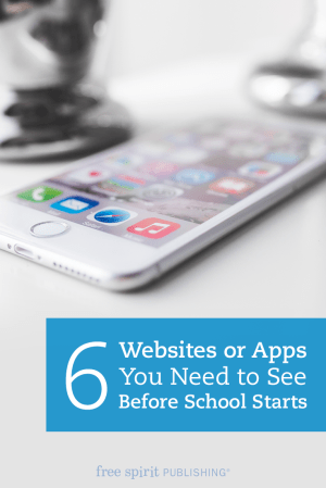 Websites or Apps You Need to See Before School Starts