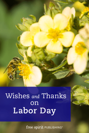 Wishes and Thanks on Labor Day
