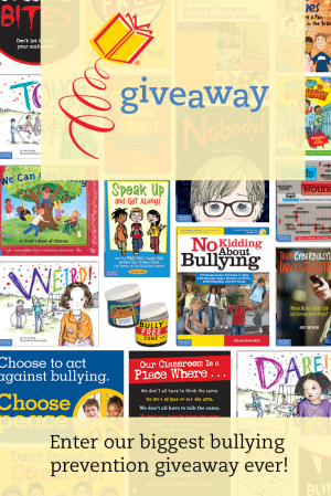 Bullying Prevention Giveaway