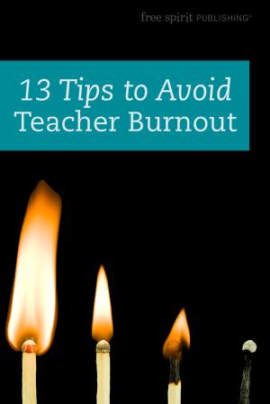 teacher burnout in a jar