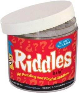 Riddles In a Jar