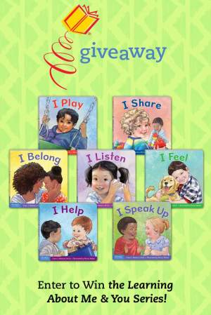 Enter to Win the Learning About Me & You Series