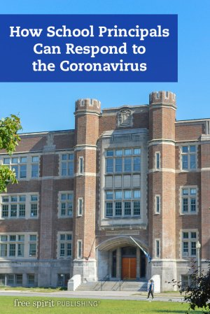 How School Principals Can Respond to the Coronavirus