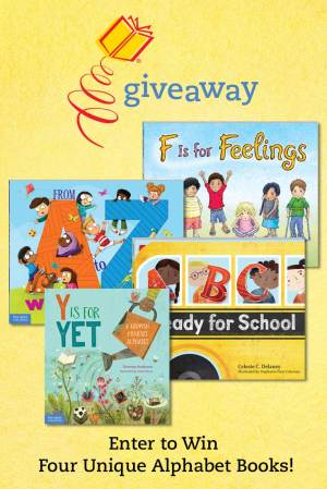 Enter to Win Four Unique Alphabet Books!