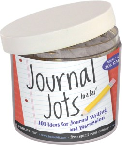 Journal Jots In a Jar