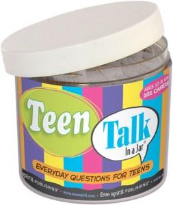 Teen Talk In a Jar