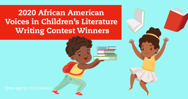 2020 African American Voices in Children's Literature Writing Contest Winners