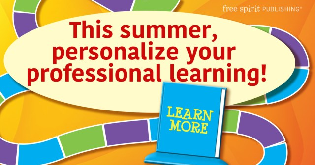 Personalize Your Summer Professional Learning