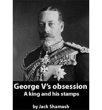 King George V and his passion for stamps