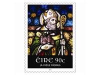 Ireland Saint Patricks Day stamp 2014