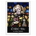 Ireland issues commemorative stamp Saint Patrick's Day