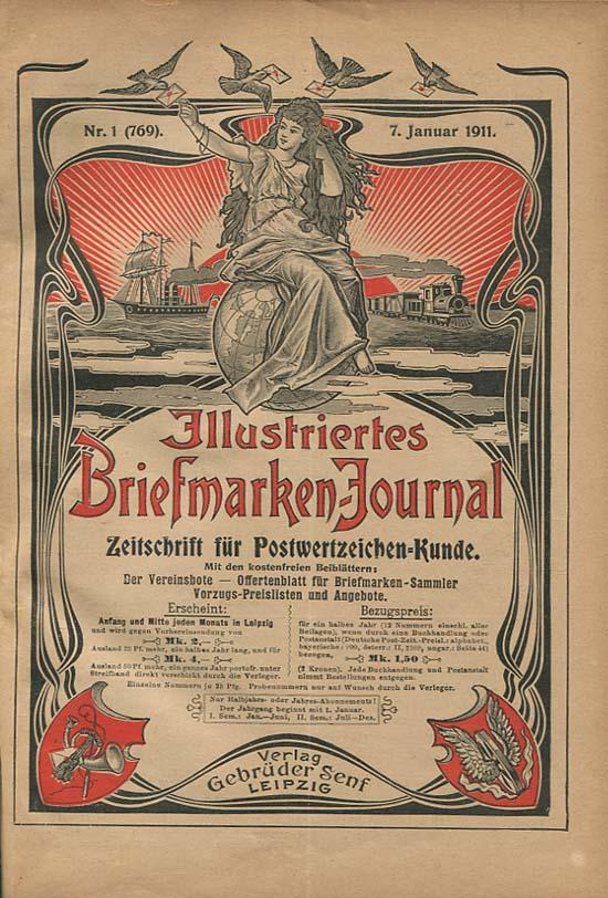 Briefmarken Journal