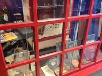 19th century stamp shop window