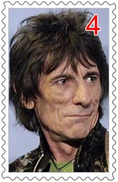 Ron-wood-collects-stamps