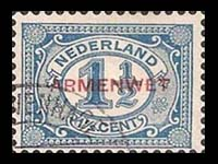 Stamp forgeries