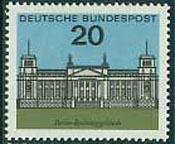 reichstag stamp
