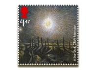 World War I stampset Great Britain