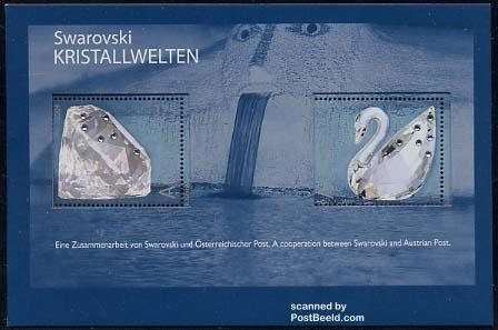 Svarovski Stamps Austriaoopb025
