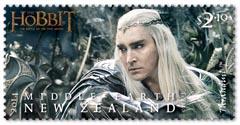 Thranduil Stamp New Zealand