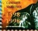 Vasco da Gama stamp with wrong year