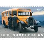 Bus Parcel Stamps