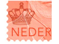 new crown stamp Willem Alexander