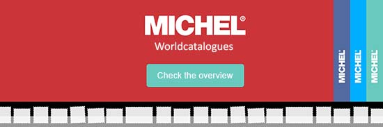 Michel Stamp catalogues