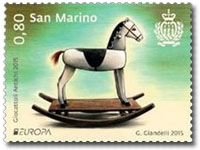 New issued stamps