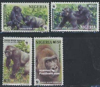 Nigeria Stamps 2008