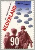 Stamp from The Netherlands from 1994