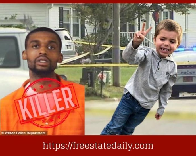 5-Year-Old Shot Dead