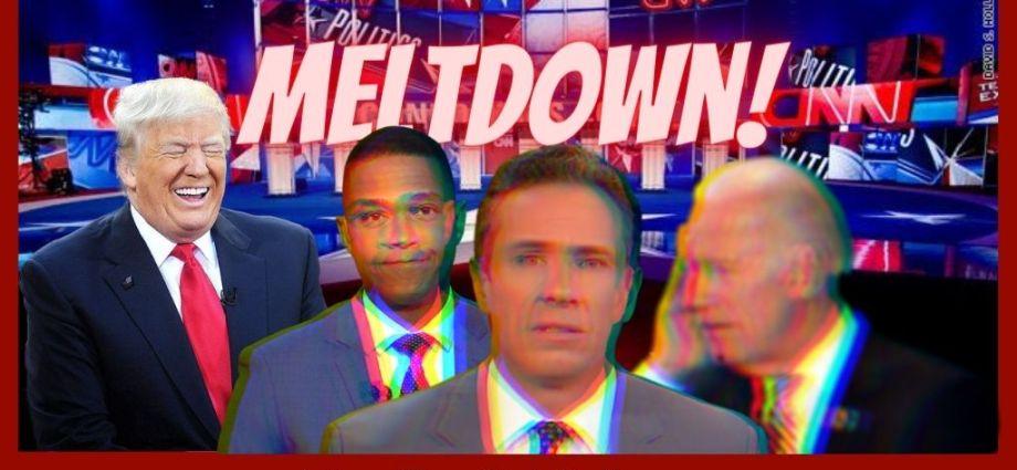 WATCH Liberal Media Meltdown