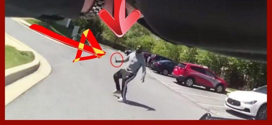 WATCH Dramatic Bodycam Footage