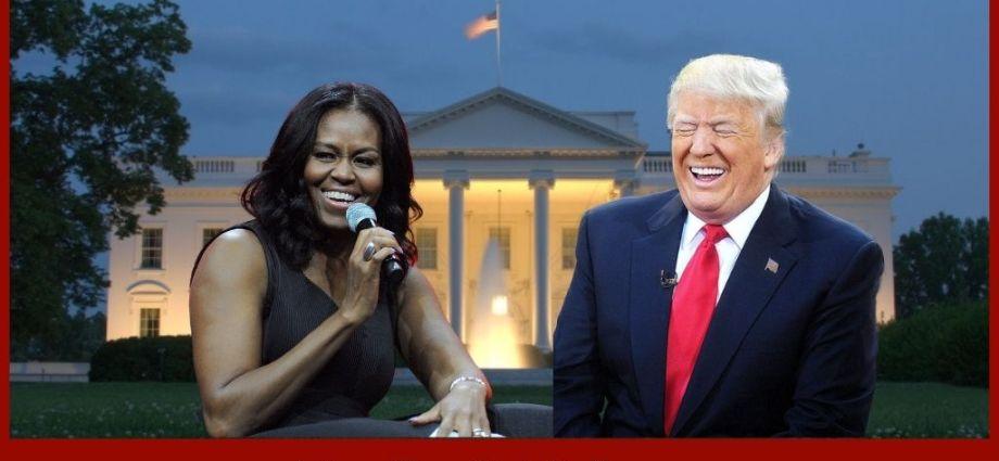 WATCH Michelle Obama Insult