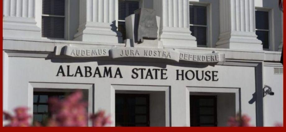 Alabama Legislature Shocks Sex Reassignment