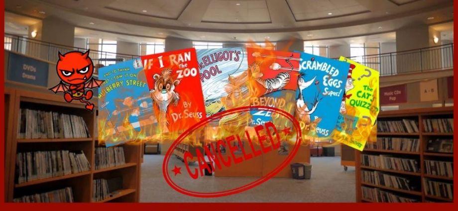 Censorship Of Dr. Seuss