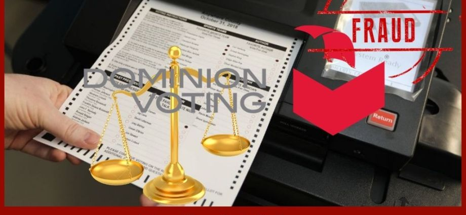 Dominion Voting Systems Continues