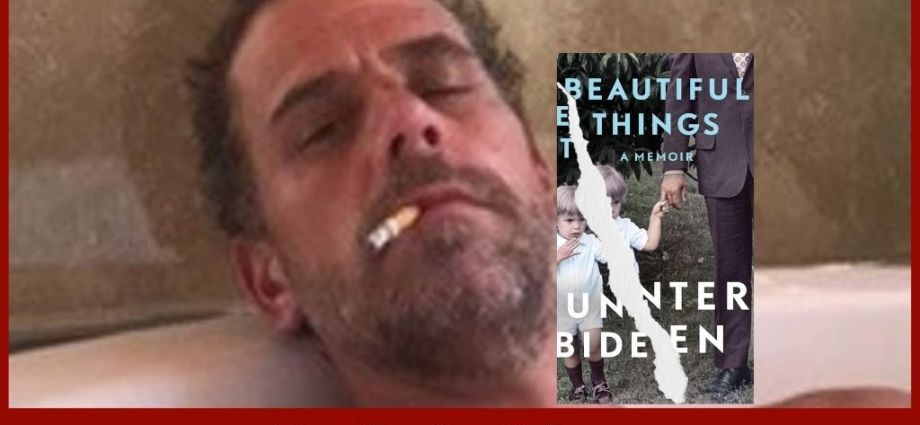 Sales Of Hunter Biden's Sex And Drugs Tell All Book Surprises Family