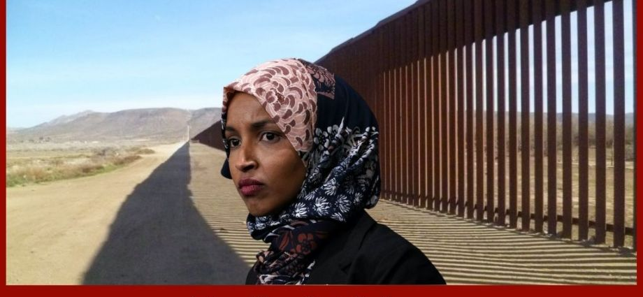 Ilhan Omar Not Happy With Border Rumors