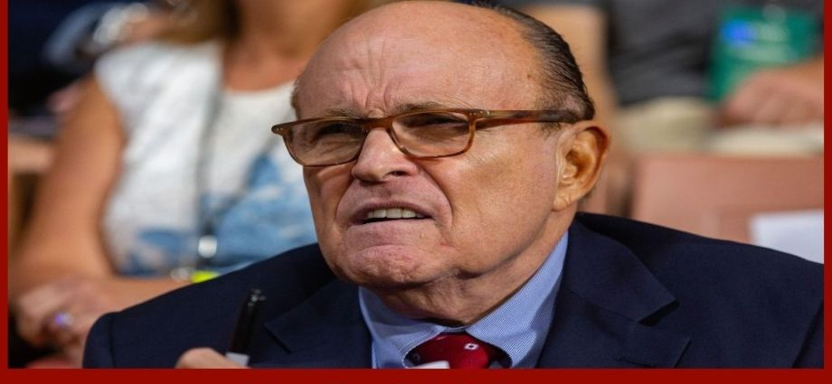 Rudy Giuliani Subject To More Detailed Search
