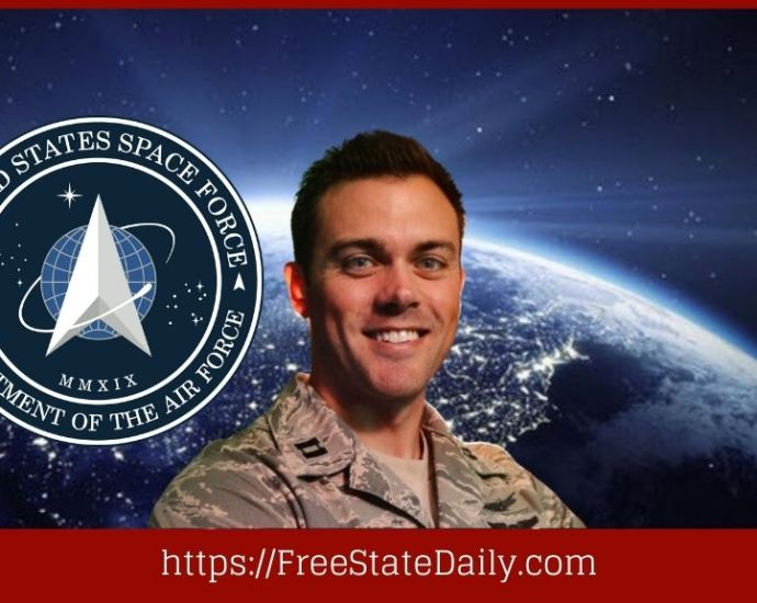 Air Force Officer Forced Out For Publicly Criticizing Marxism!