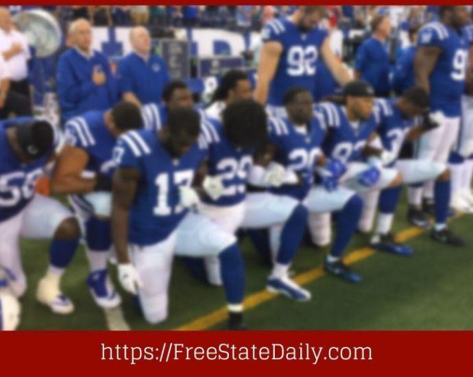 Cop Seeks To Make NFL Pay For Glorifying Criminals