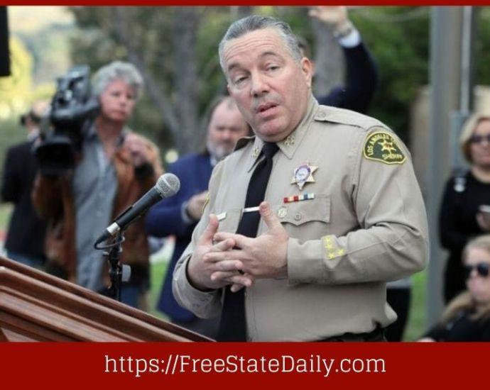LA County Sheriff Makes Unusual 2nd Amendment Decision