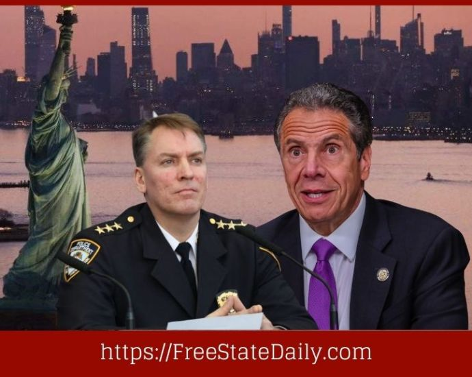 NYPD Top Cop Tells It Like It Is!