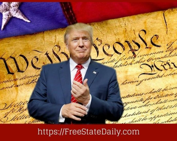 President Trump Announces Class Action Lawsuit